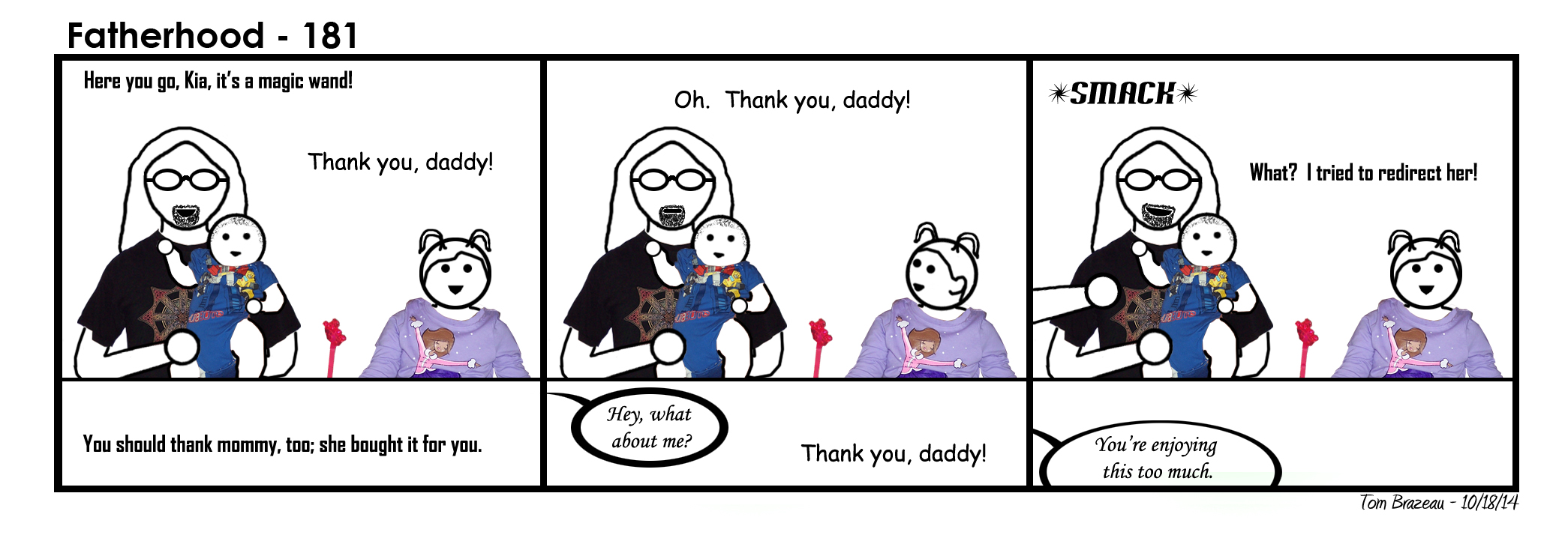 Fatherhood 181
