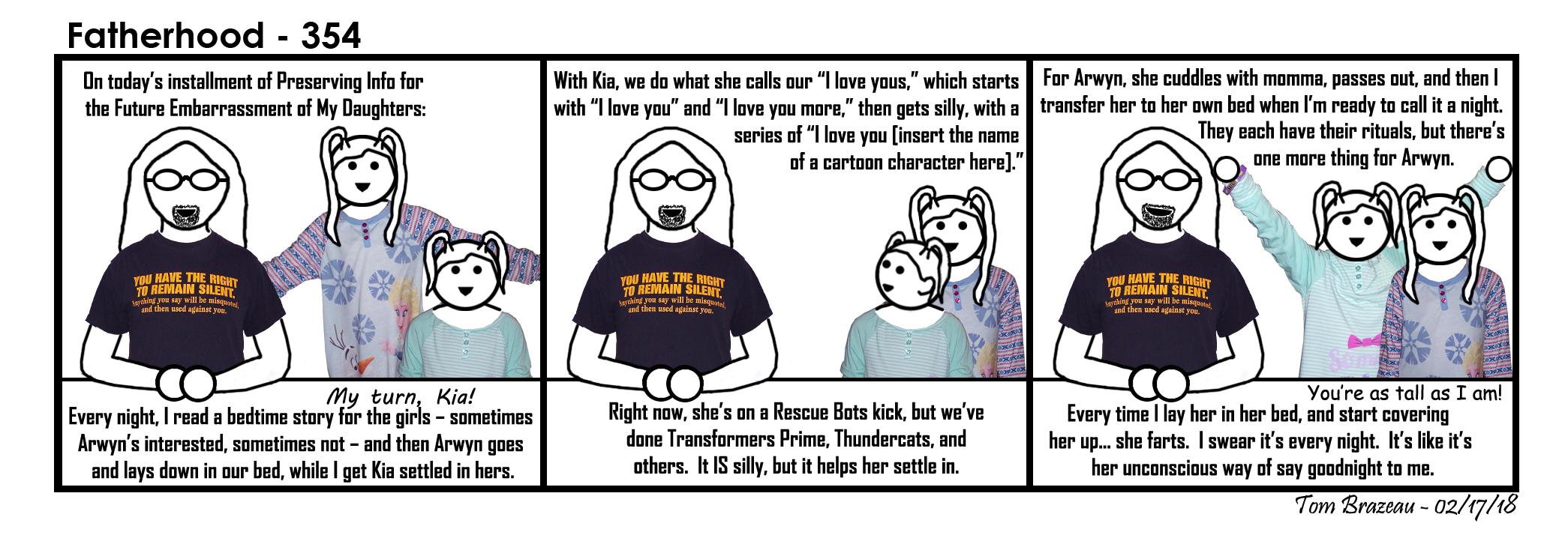 Fatherhood 354